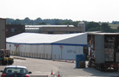 Marquee Hire - Storage and Warehousing