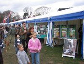 tradestand marquee hire